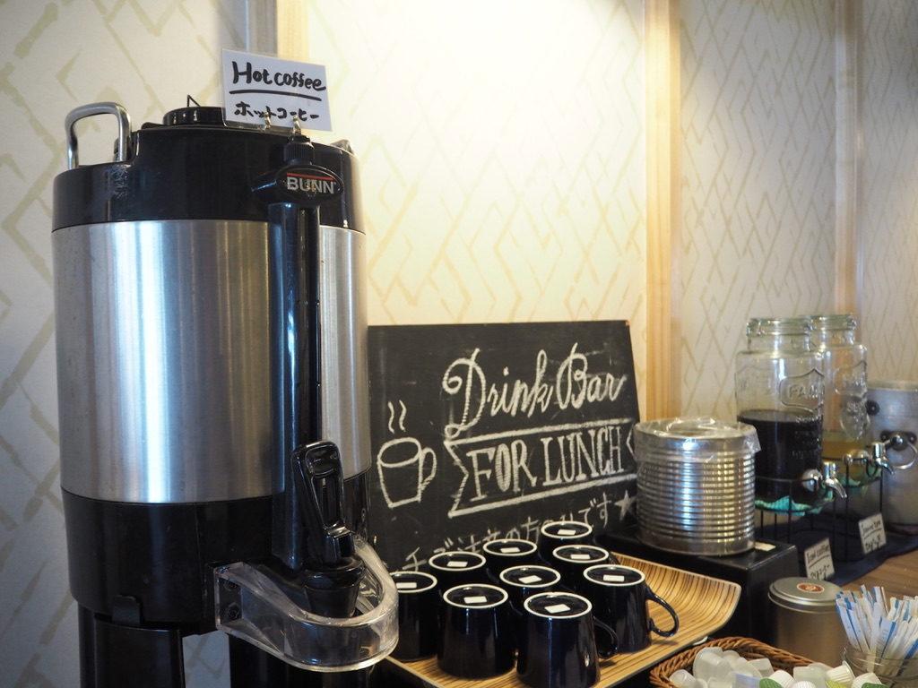 ブルーカフェ ホットコーヒー