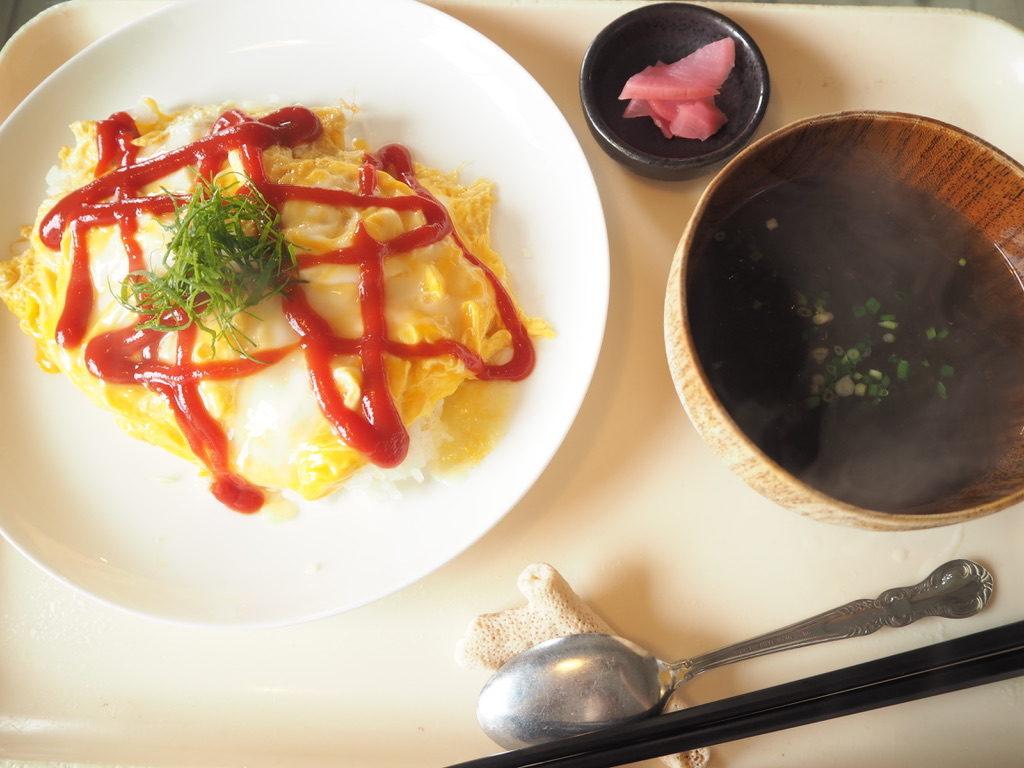 ハーヤナゴミカフェ タコオム