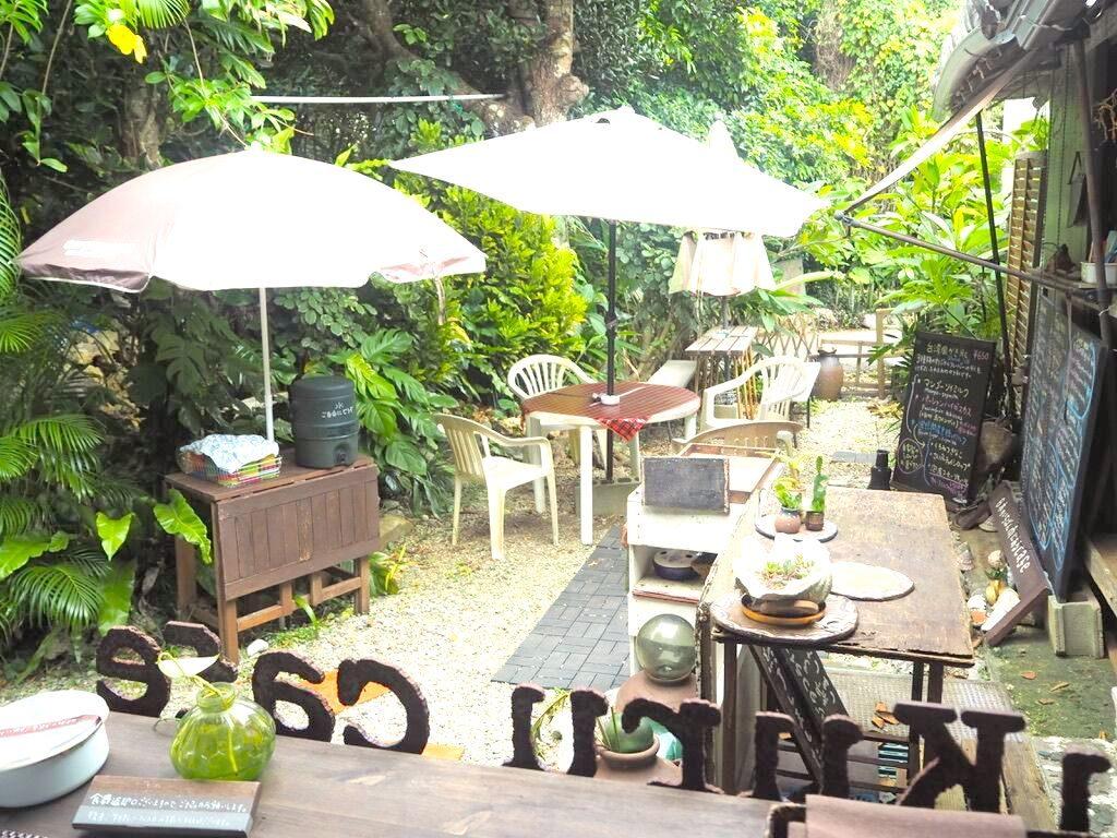 ククルカフェ ジャングル