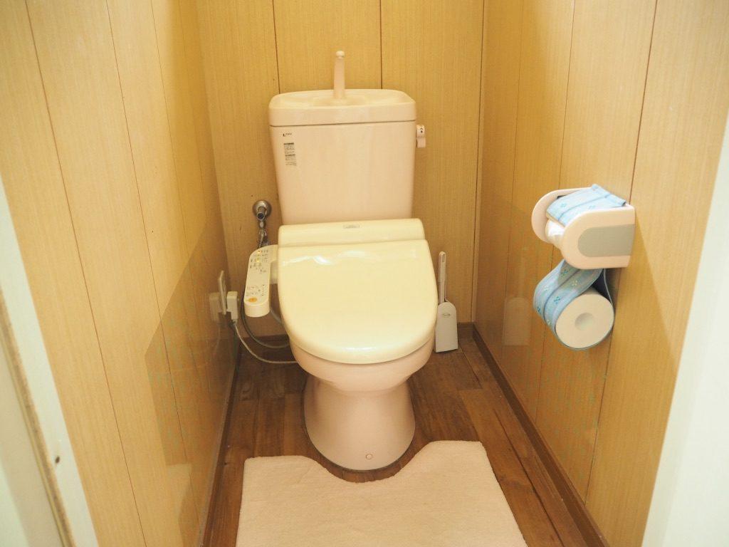 ハウス美波 トイレ