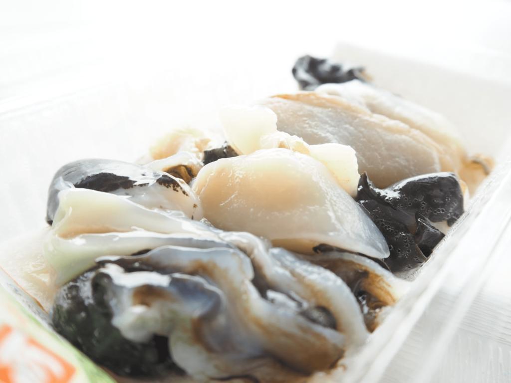 マルハ鮮魚 シャコ貝