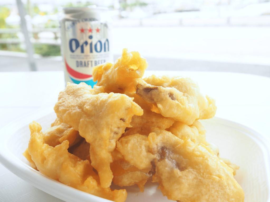マルハ鮮魚 天ぷら
