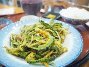 しぃーしぃー がんがん 島料理