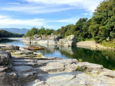 「長瀞岩畳」へのアクセス!都心から2時間の秩父で、日帰り旅を。
