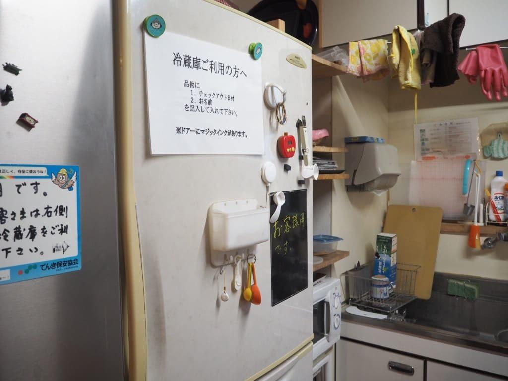 リビング 冷蔵庫