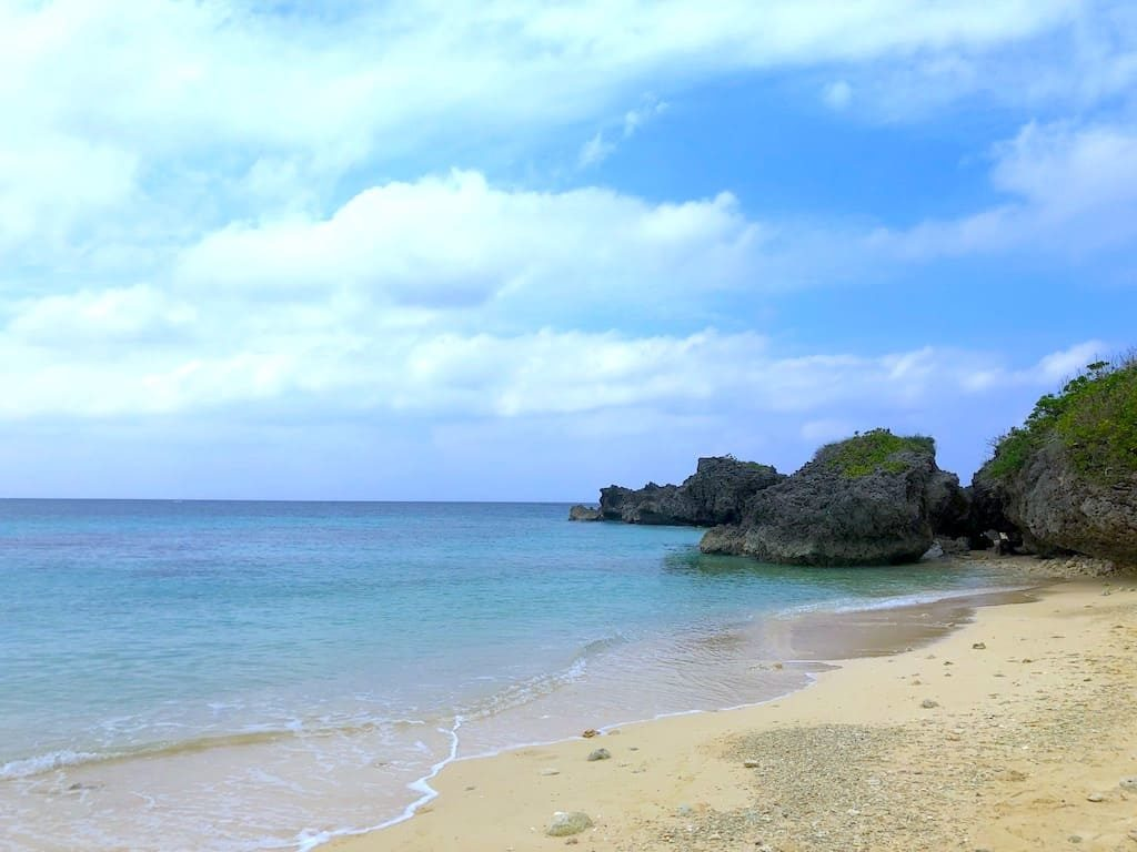 イキヅービーチ