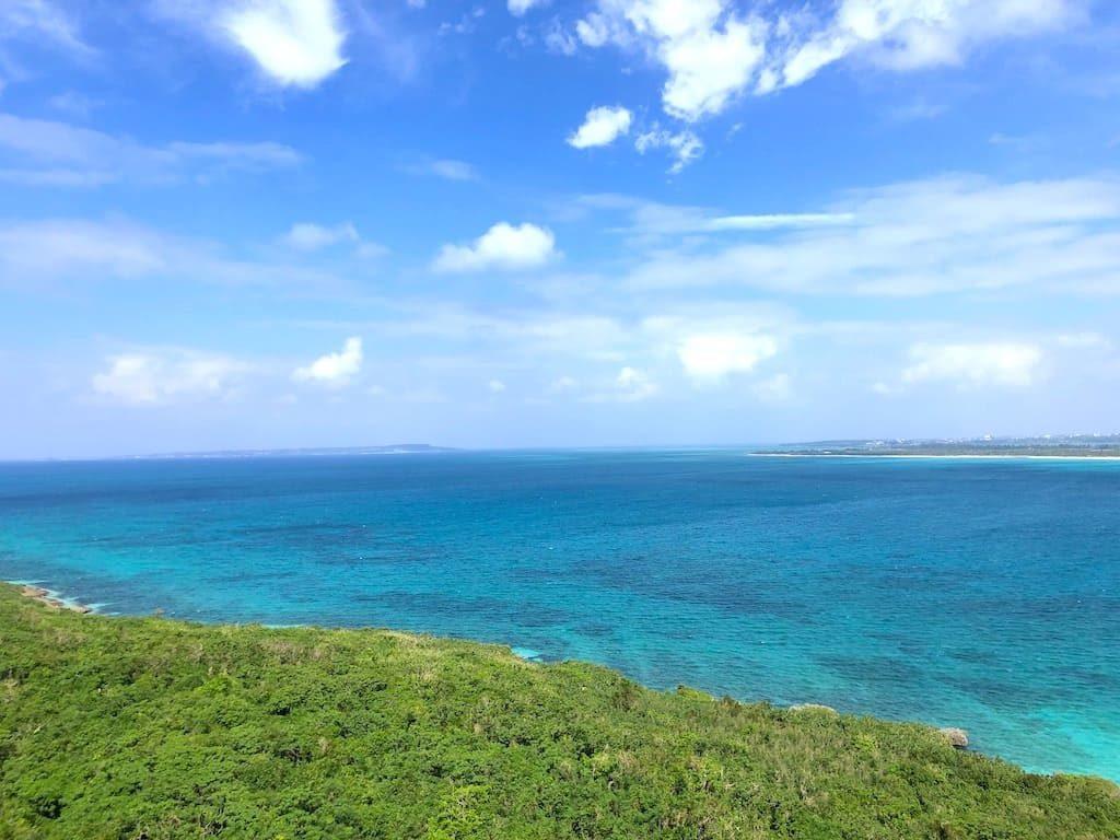 景色 伊良部島
