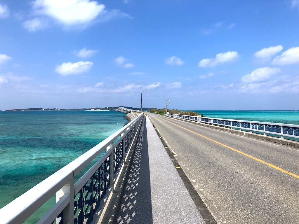 池間大橋 絶景