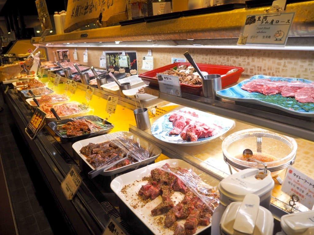 肉コーナー