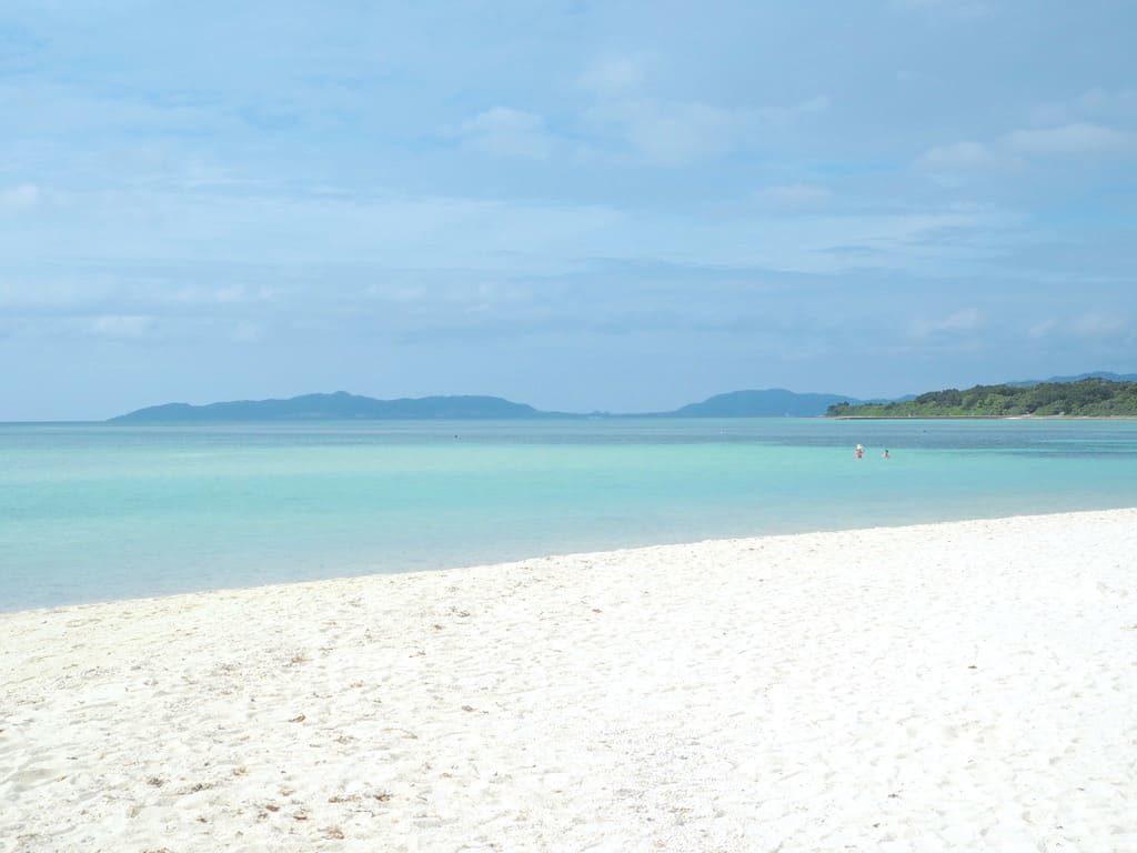 コンドイビーチ 小浜島