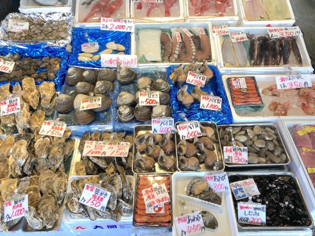堺本商店 海鮮
